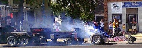 Minn-e-rod Tractor Pulls @ River Rock Church  Min Ctr