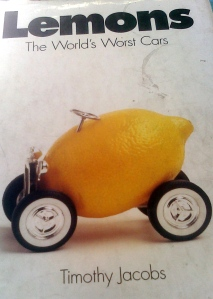Lemon Cars Book