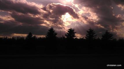 Summer Night Sky Over Belle Plaine Minnesota (4)