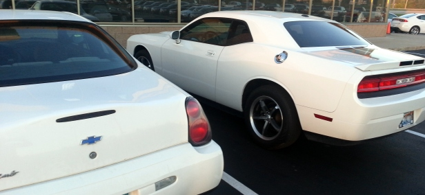 2004 Monte Carlo or 2010 Dodge Challenger