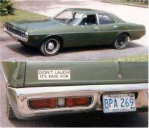 My first car $50 1986
