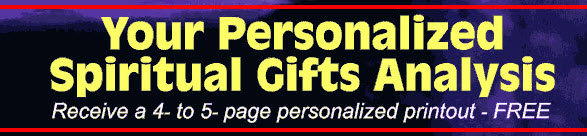 Spiritual Gift Tests