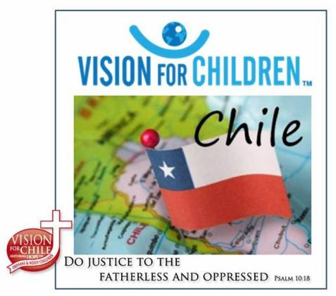Vision for children chile house of hope