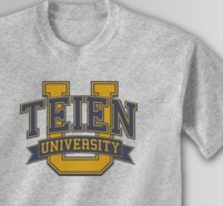 Did you go to Teien University?