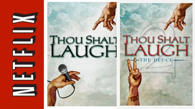 More Christian Comedy Streaming on Netflix