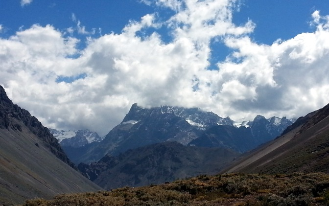 My Trip to the Andes: World's Longest Mountain Range