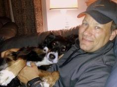 Chris Teien Dogs Need Home