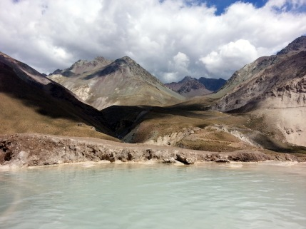 Chris Teien Hot Springs View Andes Mountains (2)
