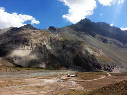Chris Teien Hot Springs View Andes Mountains (5)