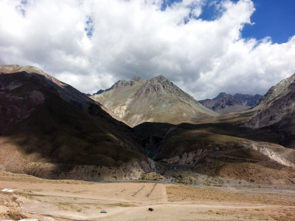 Chris Teien Hot Springs View Andes Mountains (6)