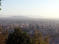 Chris Teien Overlooking City of Santiago (10)