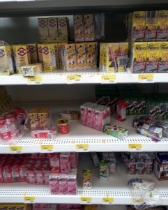 Why isn't the yogurt in the refrigerated section?